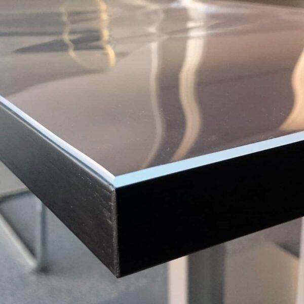 Durchsichtige Transparente PVC Tischdecke 3mm dicke Tischfolie