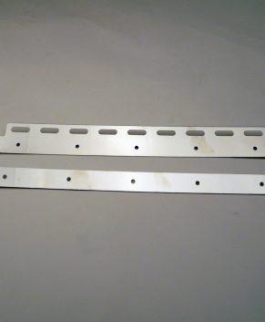 Halteklammer Hook On Edelstahl 400 mm
