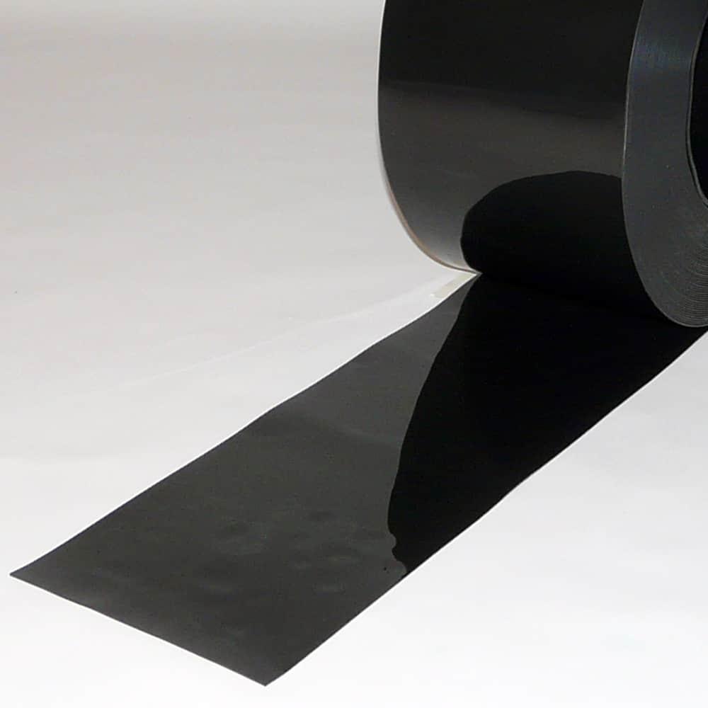Pvc Streifen Meterware Schwarz 200 X 2 Mm G Nstig Kaufen