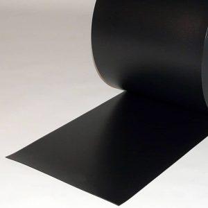 PVC Streifen Vorhang Meterware Schweisserschutz Dunkelgrün 300 mm x 2 mm