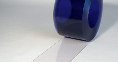 PVC Streifen Rollenware Antistatisch 50 m x 200 mm x 2 mm