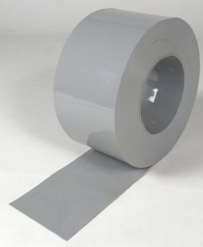 PVC Streifen Rollenware Grau 50 m x 200 mm x 2 mm