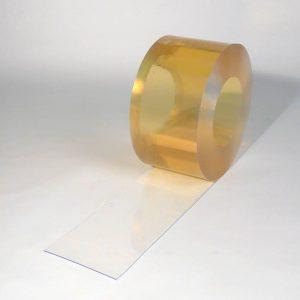 PVC Streifen Rollenware Lebensmittelecht Kühlraum / Kühlhaus / Kühlzelle 50 m x 200 mm x 2 mm