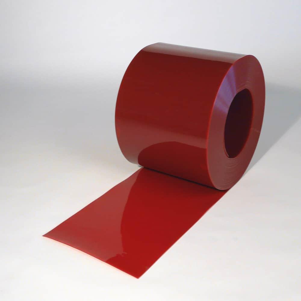 pvc streifen rollenware schweisserschutz rot 50 m x 300 x 2 mm. Black Bedroom Furniture Sets. Home Design Ideas
