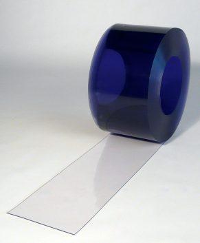 PVC Streifen Rollenware Transparent 50m x 200 mm x 2 mm