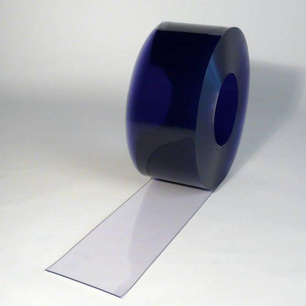 PVC Streifen Rollenware Transparent 50 m x 200 mm x 3 mm