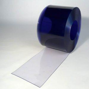 PVC Streifen Rollenware Transparent 50 m x 300 mm x 3 mm