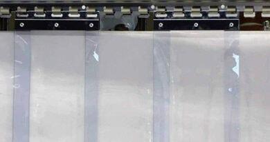 PVC Streifenvorhänge Fix & Fertig