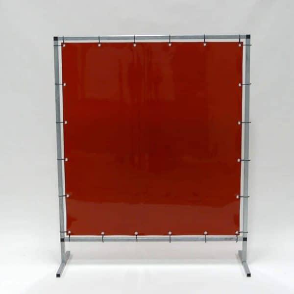 Meh über Schweißschutzwand Folie Bronze 140 cm x 180 cm
