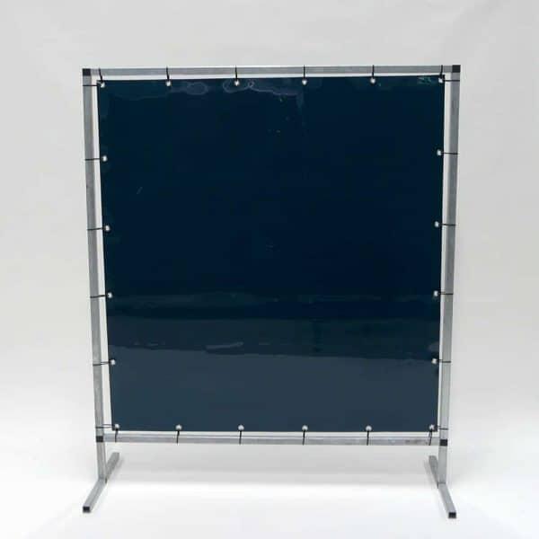 Meh über Schweißschutzwand Folie Grün 140 cm x 180 cm