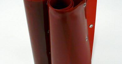 Mehr über Schweißlamellen Rot 200 cm x 200 cm