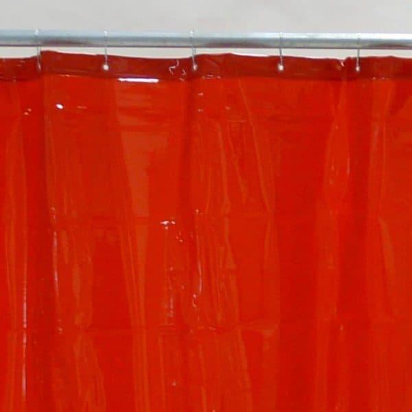 Schweissvorhang Rot 130 cm 160 cm