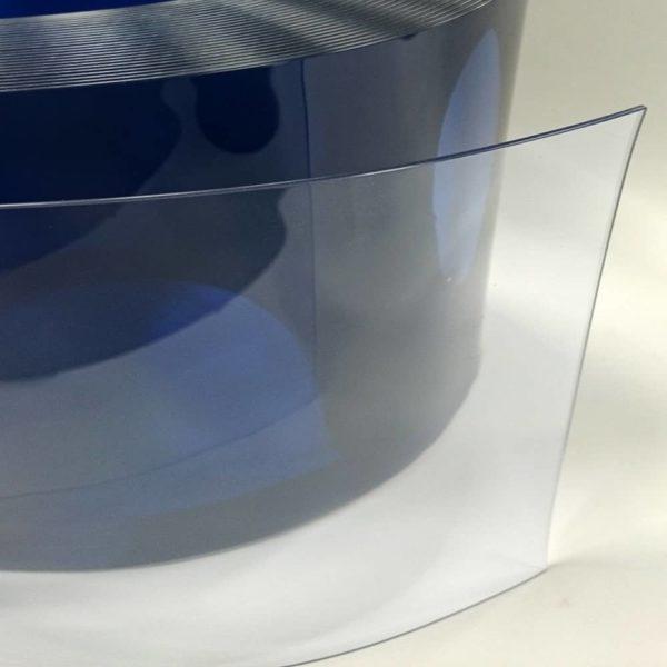 PVC Streifenvorhang Industrie Transparent Rollenware