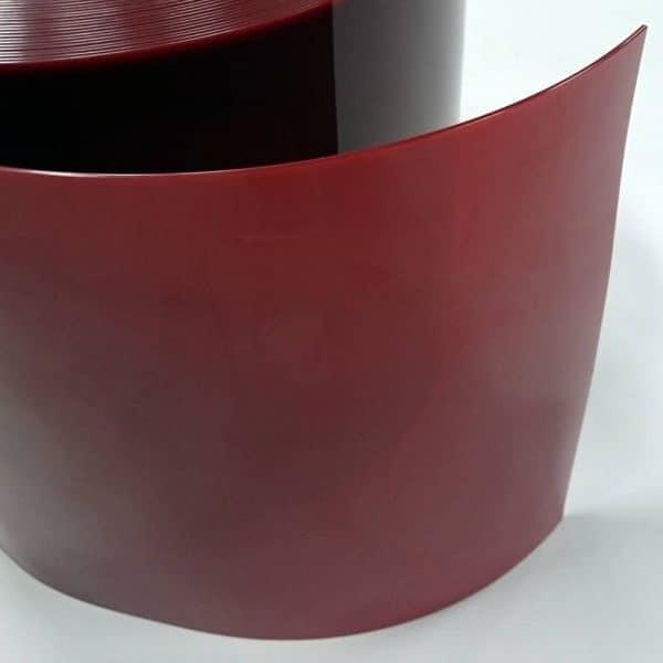 Schweisserschutz Rot Detail