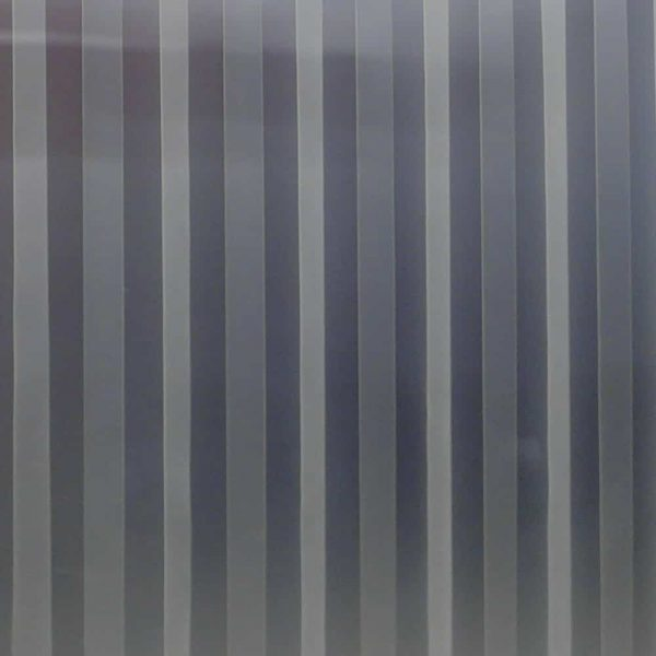 Streifen Vorhang Mattiert